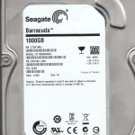 Seagate1 TB Internal Hard Disk