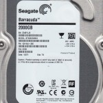 Seagate 2 TB Internal Hard Disk