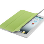 iPad Cover GREEN AND WHITE COLOR