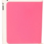 iPad Cover PINK AND WHITE COLOR