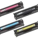 CLJ CP2025 TONER SUPPLIES