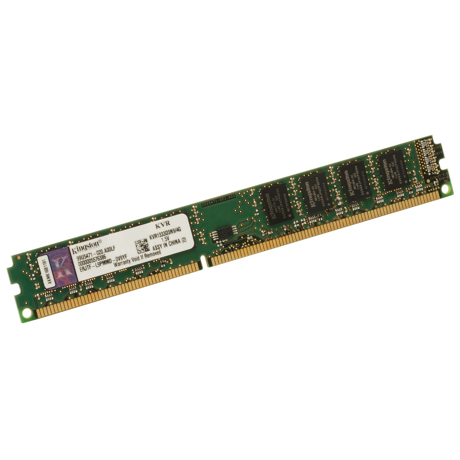 Kingston 4GB 1600 BUS DDR 3