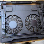 L136 with HUB Laptop Coolers