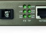 MC111CS WDM Bi-Directional Fiber Converter