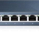TL-SG108 Unmanaged Pure-Gigabit Switch