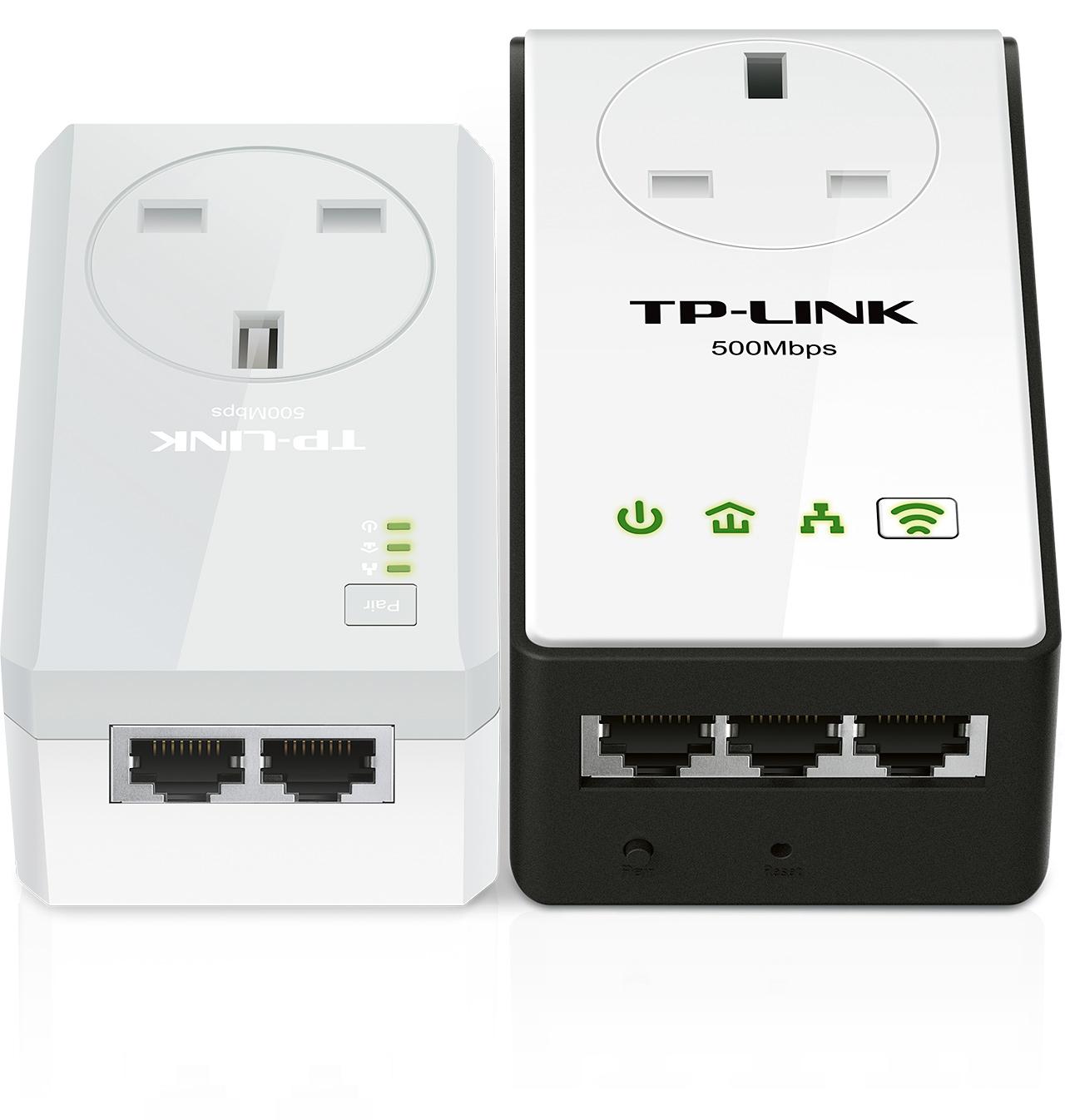 Tl Wpa4230p Wireless Powerline Extender