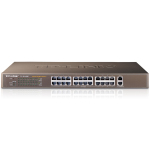 Unmanaged Gigabit-Uplink Switch