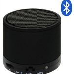 BTS-03 BLUETOOTH RECHARGEABLE SPEAKER WITH MIC