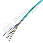8 Core Multimode 50/125 Fiber Cable