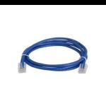 Cat 5e Patch Cord 4 ft Blue