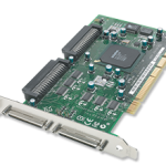 Dual Channel Ultra320 PCI-X SCSI Card