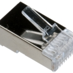 Cat 5e Shielded Connector