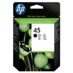 HP (45A) Black DeskJet