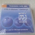 LTO3 Data Cartridge 400/800GB