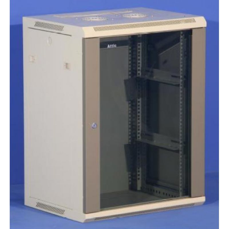 Toten wall mounted rack rak twm 18u 6x6 in pakistan for 12u floor standing cabinet