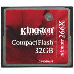 32GB Compact Flash Card