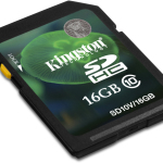 16GB SDHC Class-10 Flash Card