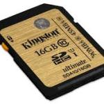 16GB Ultimate Flash Card