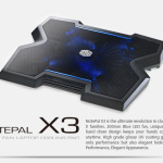 NOTEPAL X3 Notebook Coolers